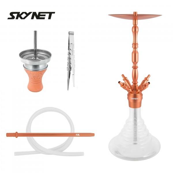 SKYNET Air Alu Rosegold