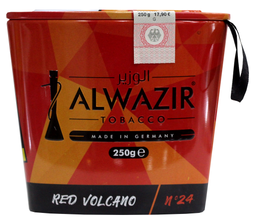 ALWAZIR Tobacco - Red Volcano - 250g