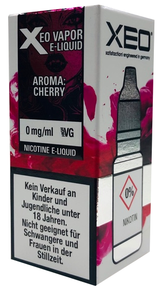 Xeo - Cherry - 10ml