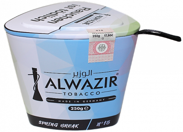 ALWAZIR - SPRING BREAK - 250g