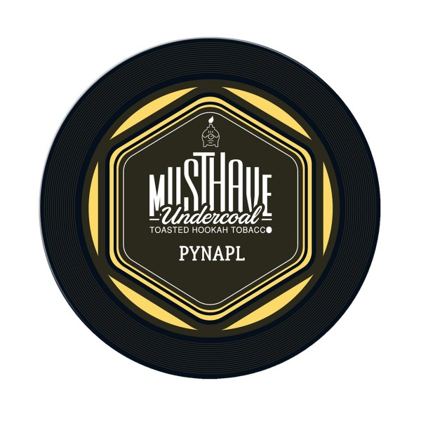 Musthave Tabak Pynapl 200g