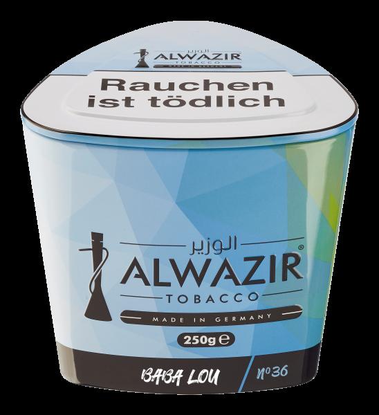 ALWAZIR Tobacco BABA LOU N36 250g