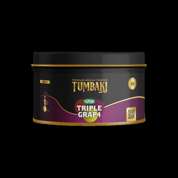 Tumbaki TRIPLE GRAP4 FLASH - 200g