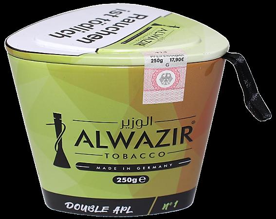 ALWAZIR Tobacco DOUBLE APL - 250g