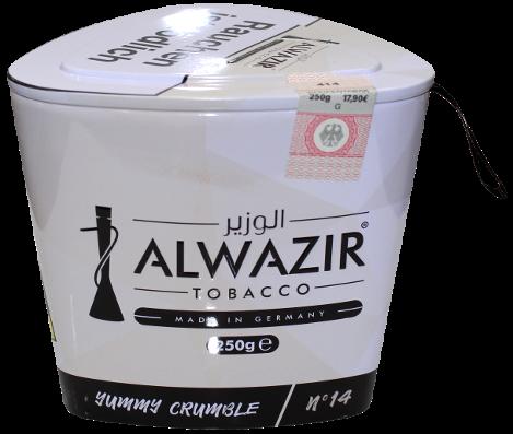 ALWAZIR Tobacco Yummy Crumble - 250g