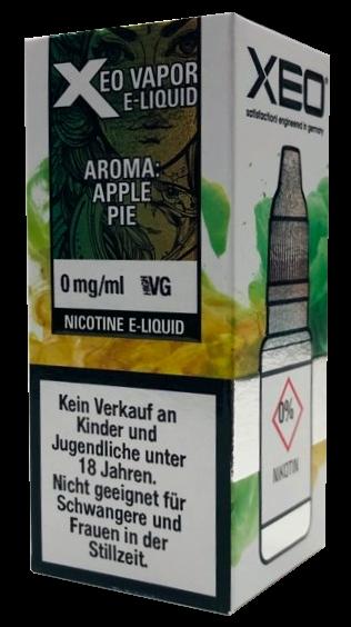 Xeo - Apple Pie - 10ml