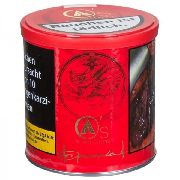 O's Tobacco Red Dracula 200g
