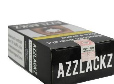 Babos Tobacco Azzlackz 200g