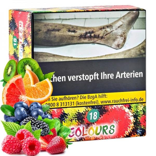 Aqua Mentha Tabak Colours 18 - 200g