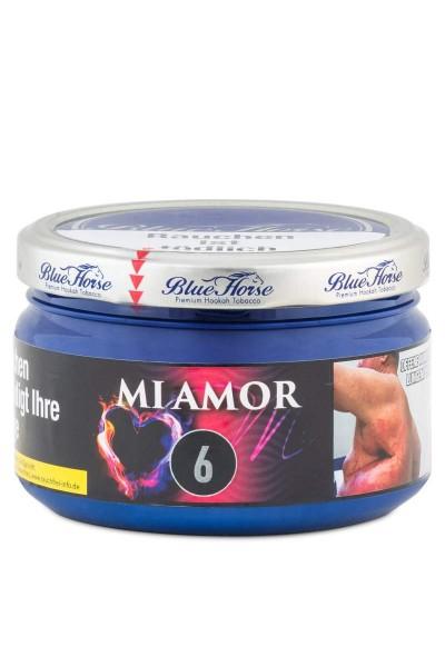 Blue Horse Tabak MI AMOR 6 - 200g