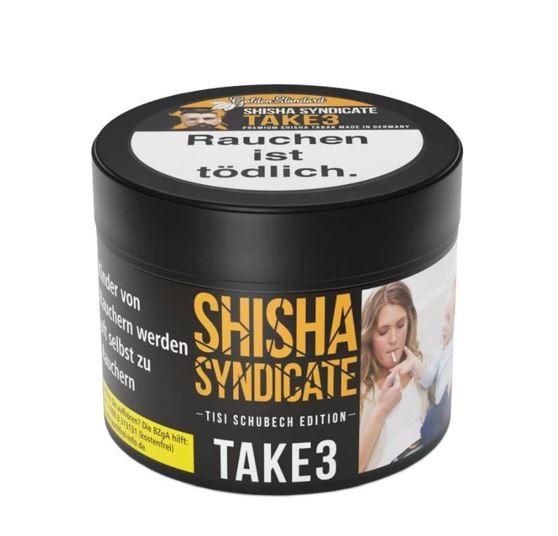 TISI SCHAUBECH EDITION TAKE3 SHISHA TABAK 200 G