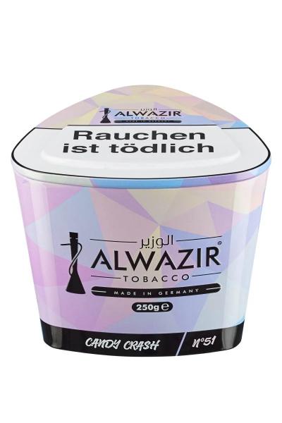 ALWAZIR Tobacco CANDY CRASH N51 -250g