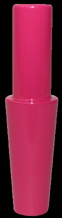 Schlauch-Anschlussstück (Alu) - Rosa