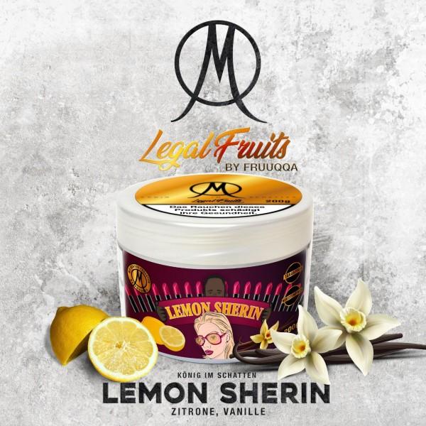 Legal Fruit Tabak LEMON SHERIN 200g