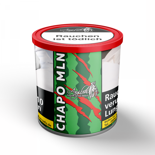 Argileh Tobacco Chapo MLN 200g