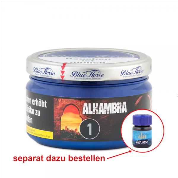 Blue Horse Tabak ALHAMBRA 200g