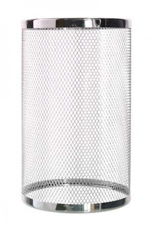Kaya Windschutzgitter Silber