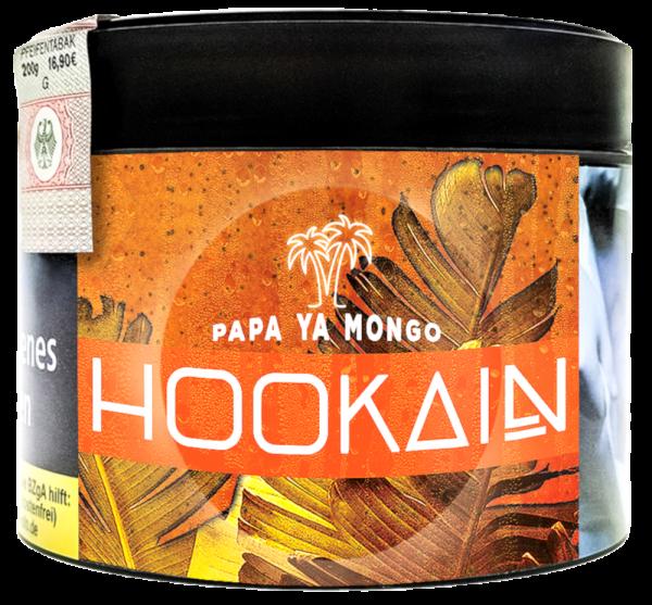 Hookain Tobacco Papa Ya Mongo 200g