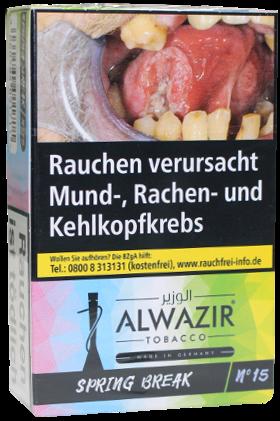ALWAZIR Tobacco SPRING BREAK - 50g