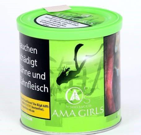 O's Tobacco Green AmA Girls 200g