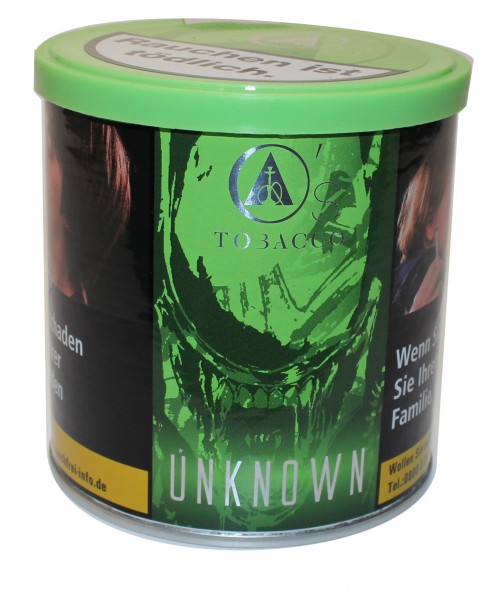 O's Tobacco Green - Unknown 200g