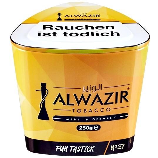 ALWAZIR Tobacco Fun Tastik N37- 250g