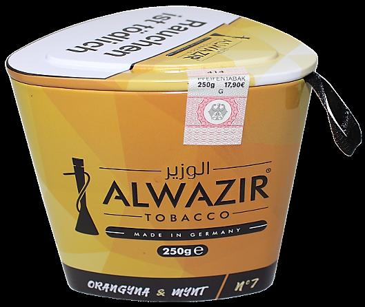 ALWAZIR - ORANGYNA & MYNT- 250g