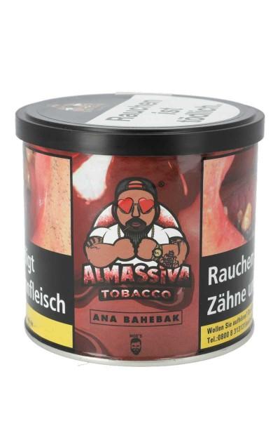 Almassiva Tobacco Ana Bahebak 200g